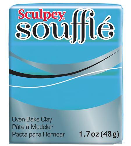 Sculpey soufflé -robbin egg 48g - 6652