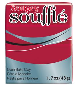 Sculpey soufflé -cherry pie 48g - 6083