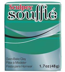Sculpey soufflé - jade 48 gr. - 6323