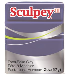 Sculpey iii - gentle plum 57gr. - 3355
