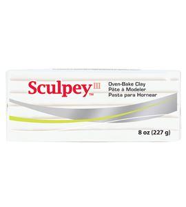 Sculpey iii - white 227gr. - 32001