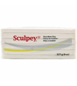 Sculpey iii - translucent 227g. - 32010