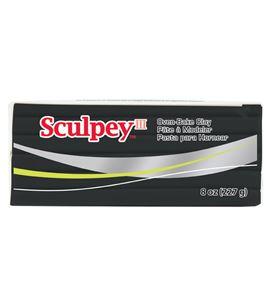 Sculpey iii - black 227gr. - 32042