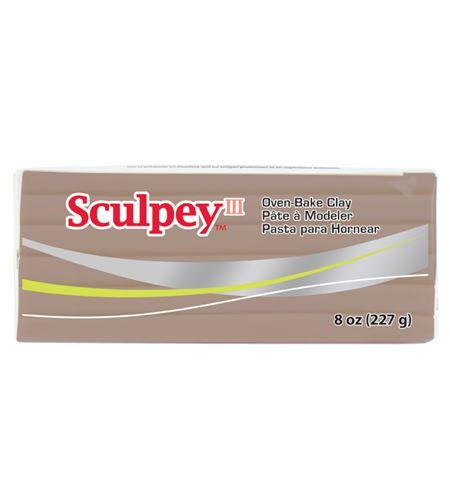 Sculpey iii - hazelnut 227gr. - 321657