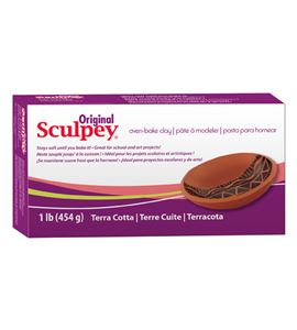 Original sculpey - terracota 454 gr. - S01T