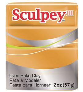Sculpey iii - gold 57gr. - 31086