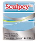 Sculpey iii -light blue pearl