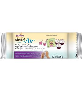 Arcilla polimérica model air - blanco 998 gr. - AD2222
