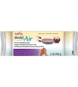 Arcilla polimérica model air - terra cota 998 gr. - AD2222T