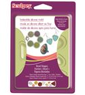 Molde sculpey - bezel shapes