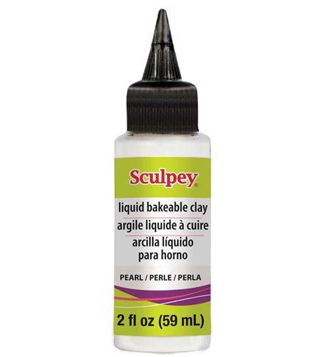 Material auxiliar sculpey - liquid pearl - ALSPL02