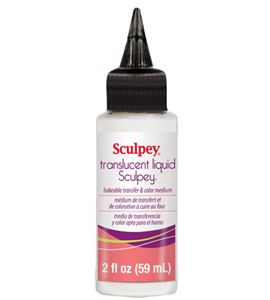 Líquido sculpey translucent 59ml. - ALSB02