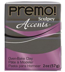 Premo accents - graphite pearl 57 gr. - 5120