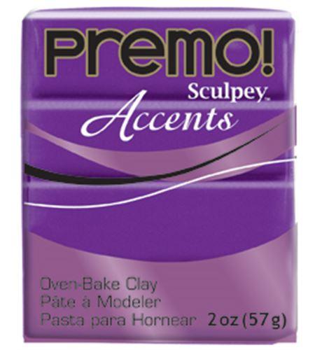Premo accents - purple pearl 57 gr. - 5031