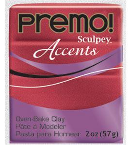 Premo accents - red glitter 57 gr. - 5051