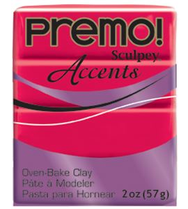 Premo accents - pink fluor 57 gr. - 5503