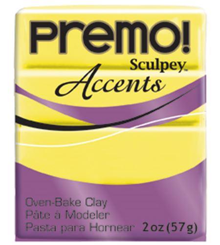 Premo accents - yellow fluor 57 gr. - 5600