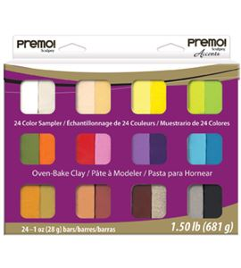 Estuche premo - sampler pack 24c. (28 g) - MP024