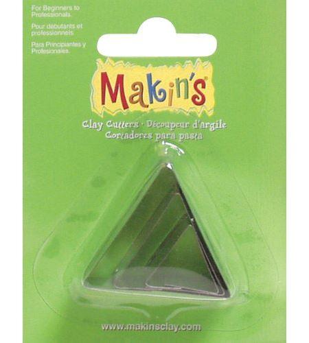 Cortador makin´s - triángulo 3 pc. - 3603