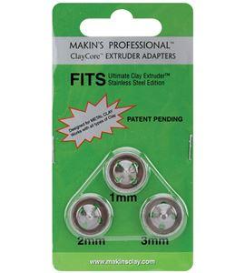 Adaptadores de extrusión claycore (1mm, 2mm & 3mm) - 35098