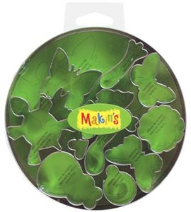 Cortador makin´s - caja metálica bichos 11 pc. - 37006