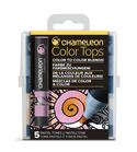 Chameleon color tops - tonos pastel