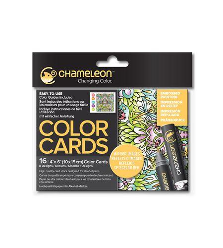 Color cards - mirror imatges - CC0106