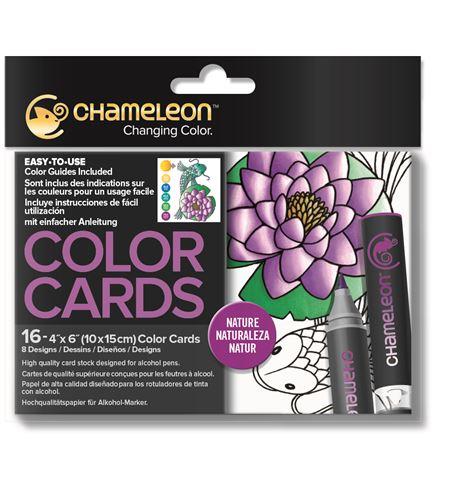 Color cards - nature - CC0101