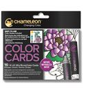 Color cards - nature
