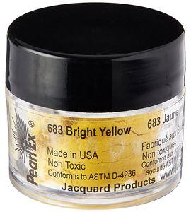 Pigmento pearl ex bright yellow - 413683