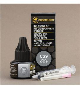 Recarga de tinta chameleon - cool grey 9 - CT9050