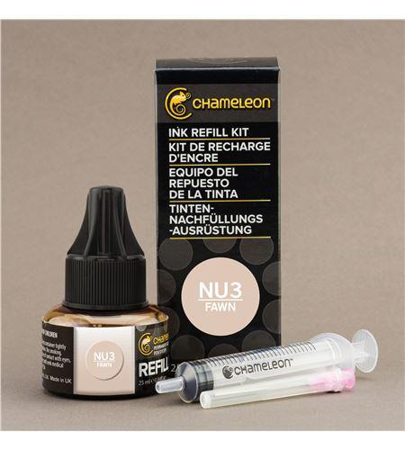 Recarga de tinta chameleon - fawn - CT9020