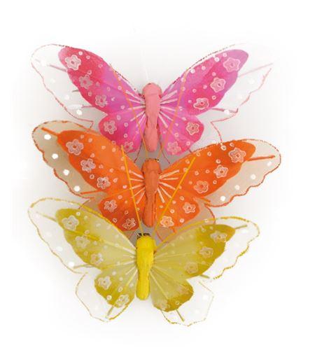Artemio 3 mariposas flores 4 - 13001016