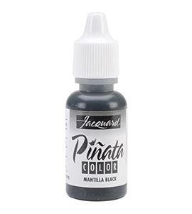 Tinta piñata - mantilla black - IJFC1031