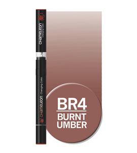 Rotulador chameleon - burnt umber br4 - BR4