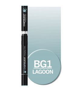 Rotulador chameleon - lagoon bg1 - BG1