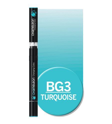 Rotulador chameleon - turquoise bg3 - BG3