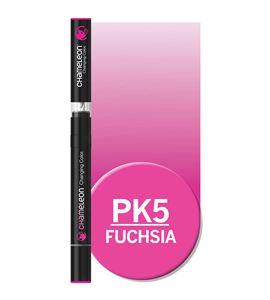 Rotulador chameleon - fuchsia pk5 - PK5
