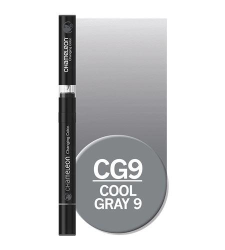 Rotulador chameleon - cool gray 9 cg9 - CG9