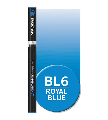 Rotulador chameleon - royal blue bl6 - BL6