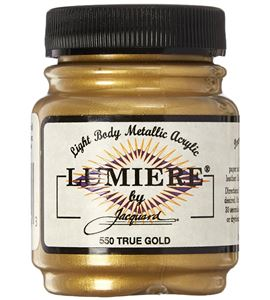 Pintura lumiere - true gold - IJAC1550