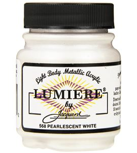 Pintura lumiere - pearlescent white - IJAC1568