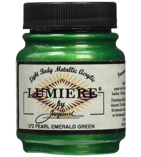 Pintura lumiere - pearlescent emerald - IJAC1572
