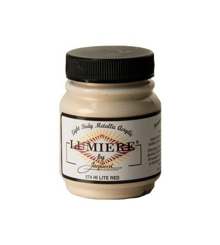 Pintura lumiere - hi-lite red 70 ml. - IJAC1574