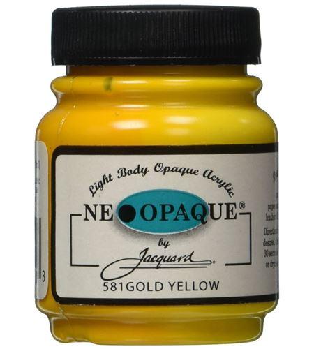 Pintura neopaque - gold yellow - IJAC1581