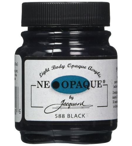 Pintura neopaque - black - IJAC1588