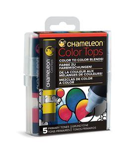 Chameleon color tops - tonos primary - CT4502