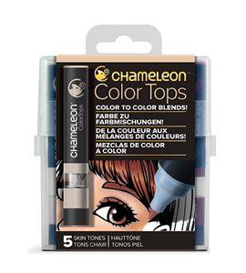 Chameleon color tops - tonos skin - CT4510