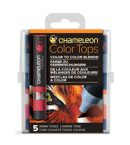 Chameleon color tops - tonos warm - CT4511