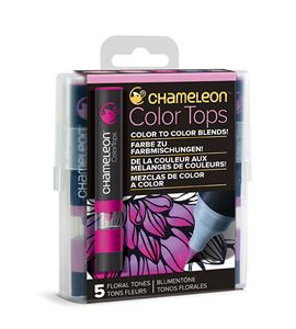 Chameleon color tops - tonos floral - CT4512